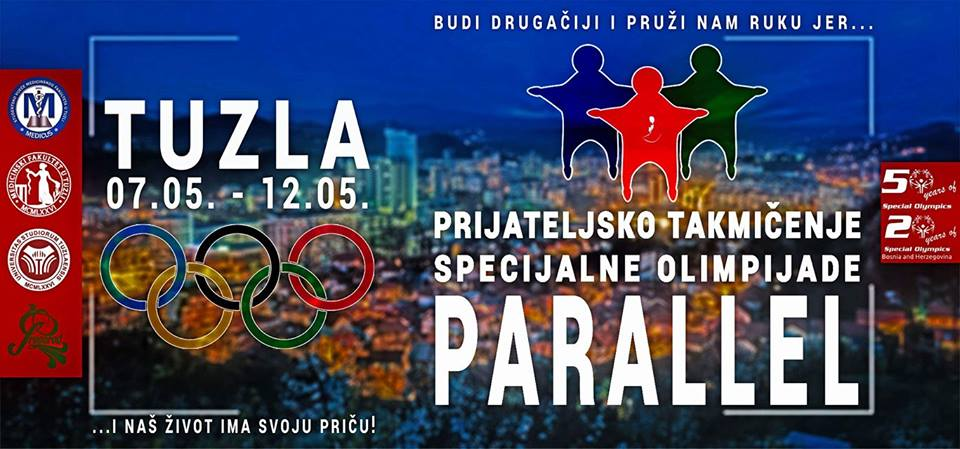 """Specijalna olimpijada """"Parallel"""" - najava"""